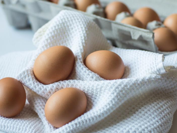 foto huevos
