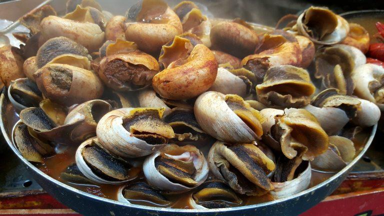 REcepta caragols Sant Marc